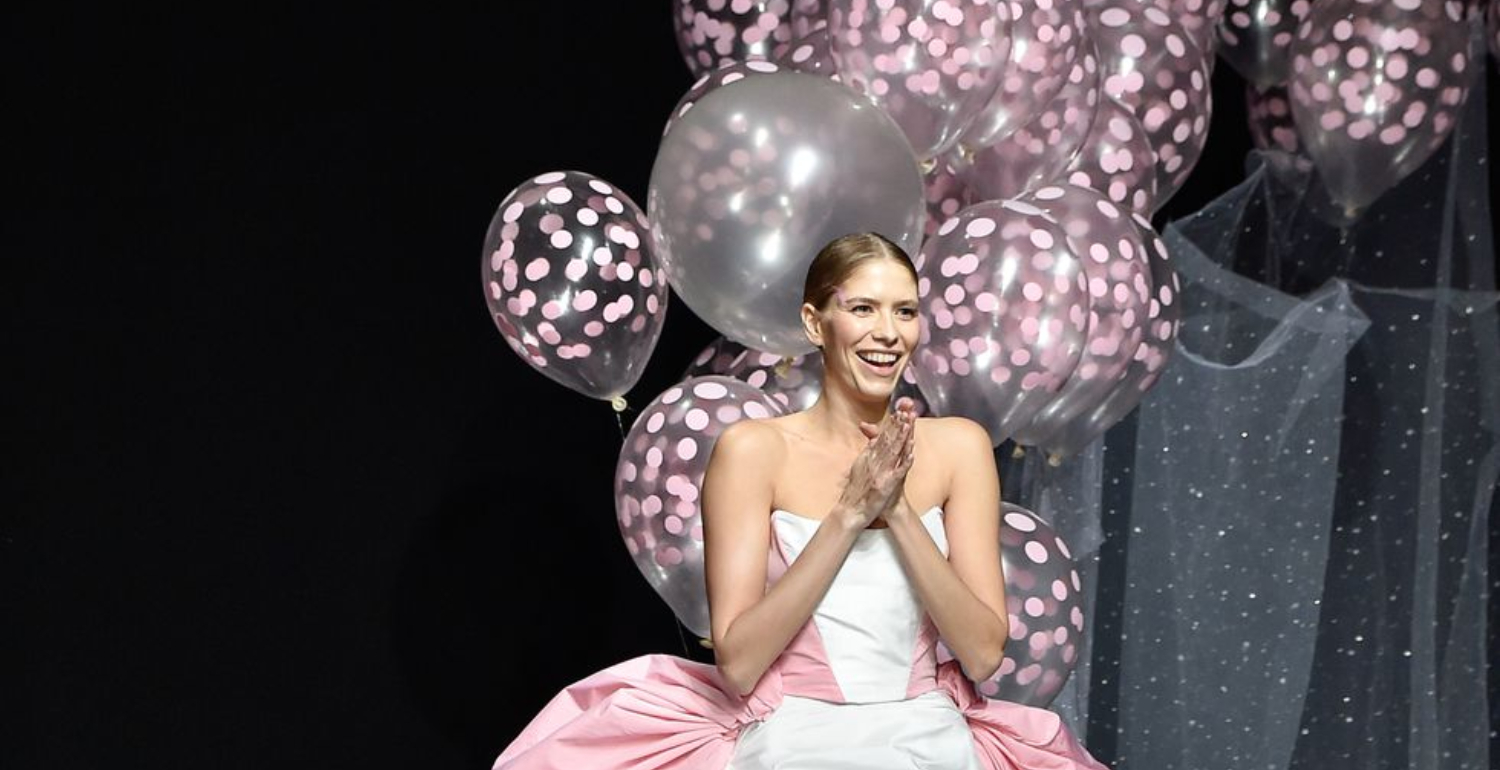 The Haute Couture Runway Just Proved More Is More On Your Wedding Day