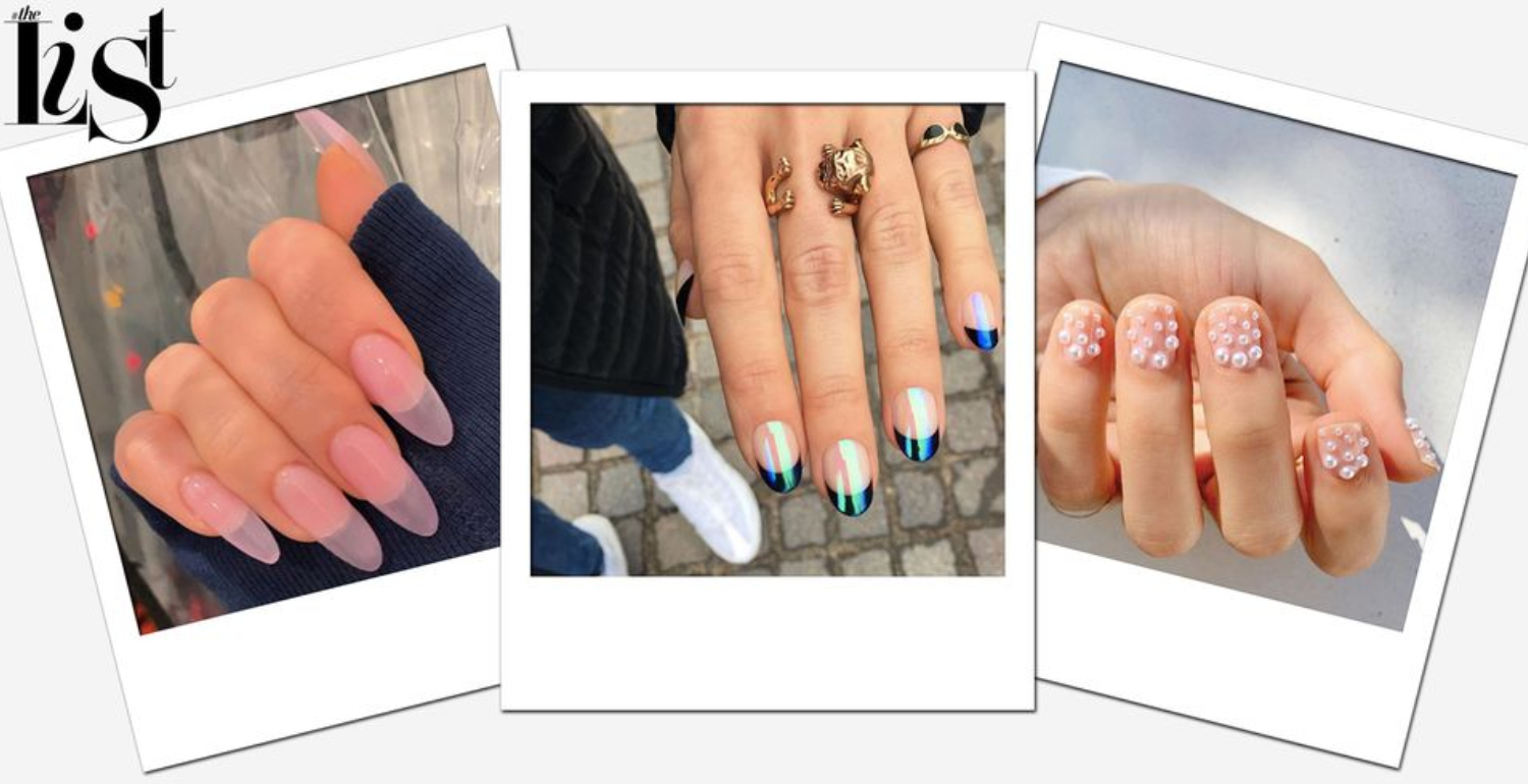 #TheLIST: The 10 Nail Trends You'll See Everywhere This Year
