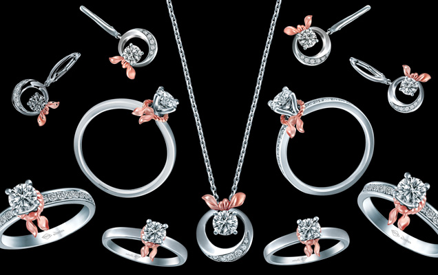 Valentine's Wishlist: The Diamond & Platinum Estrella Euforia