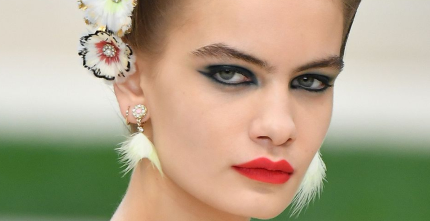 Chanel Cements The Return of Bold Make-Up
