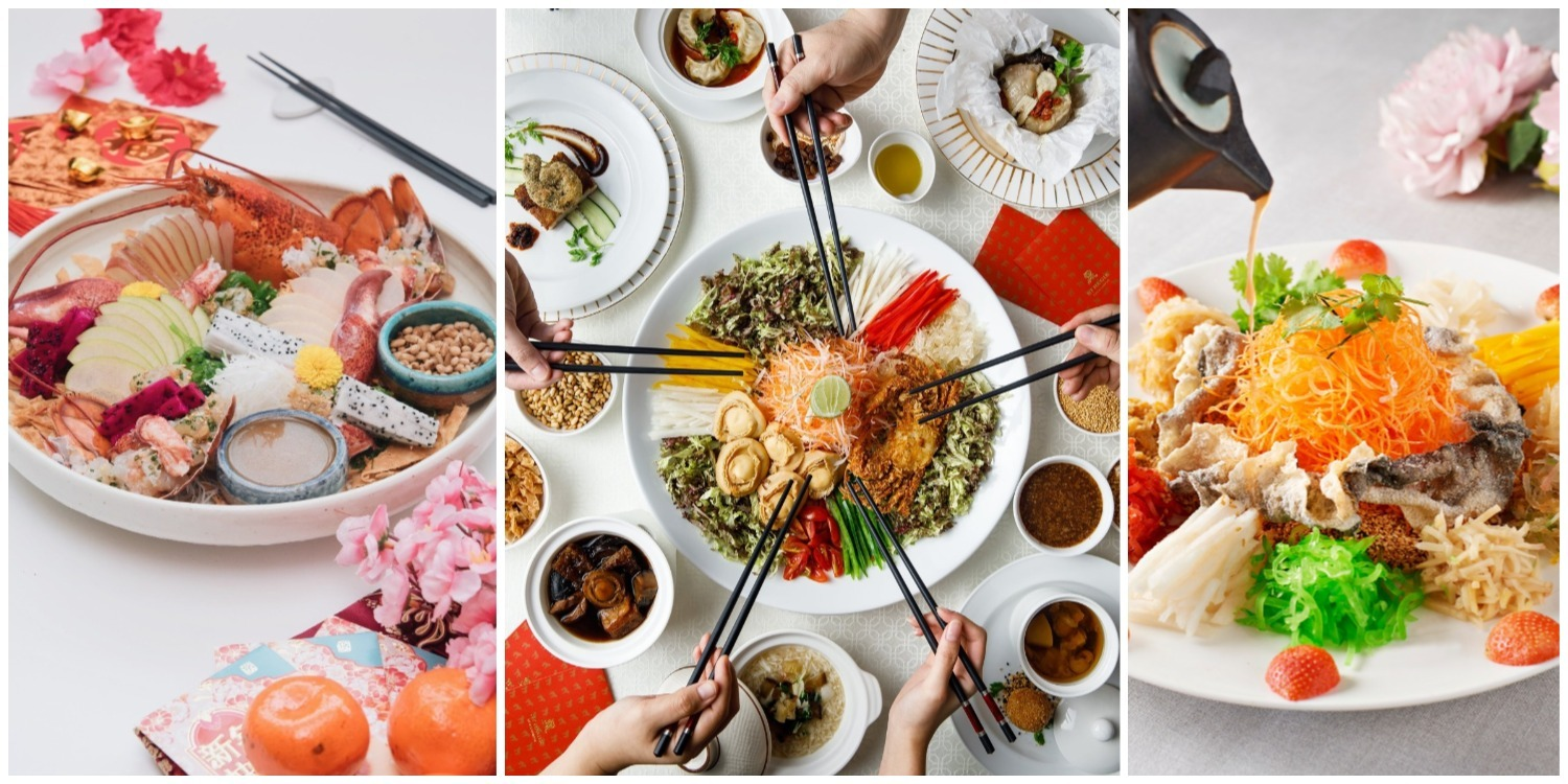5 Restaurants in Kuala Lumpur for Your Lunar New Year Dinners