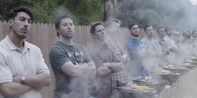 Men Have Total Meltdown After Gillette Ad Asks Them to Be Respectful