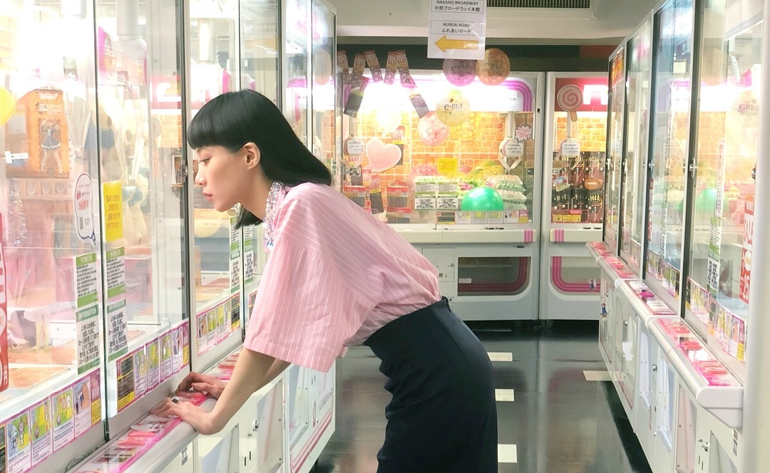 24 Hours with Japanese It Girl Mademoiselle Yulia