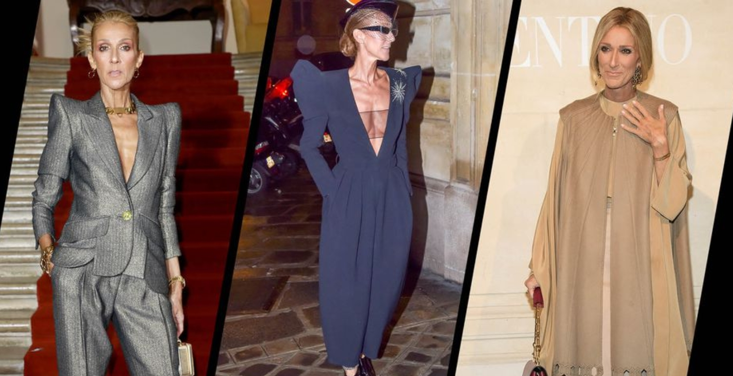 How Céline Dion Became Couture's Unexpected Fashion Darling