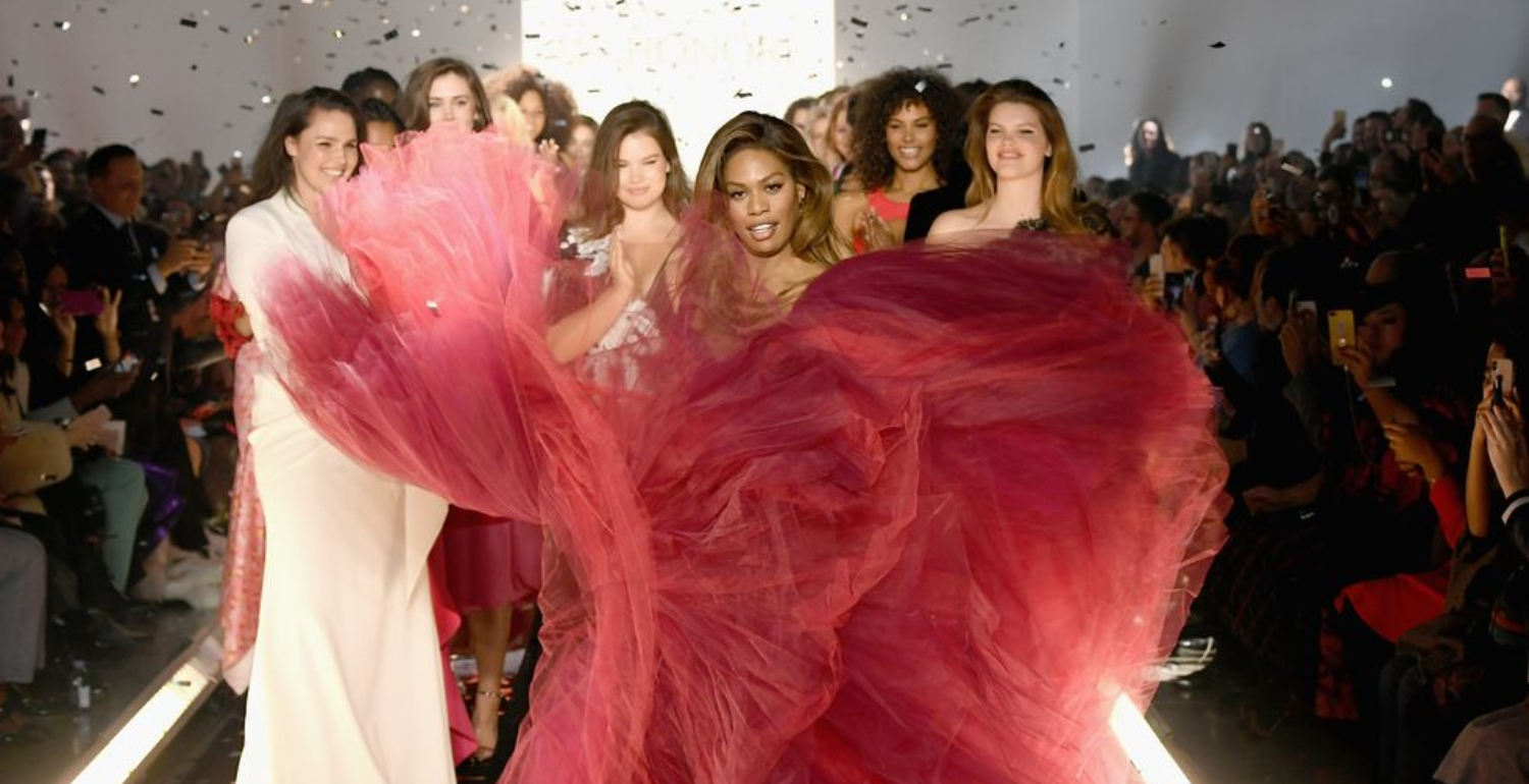 Laverne Cox Just Kicked Off NYFW With The Most Epic Runway Walk
