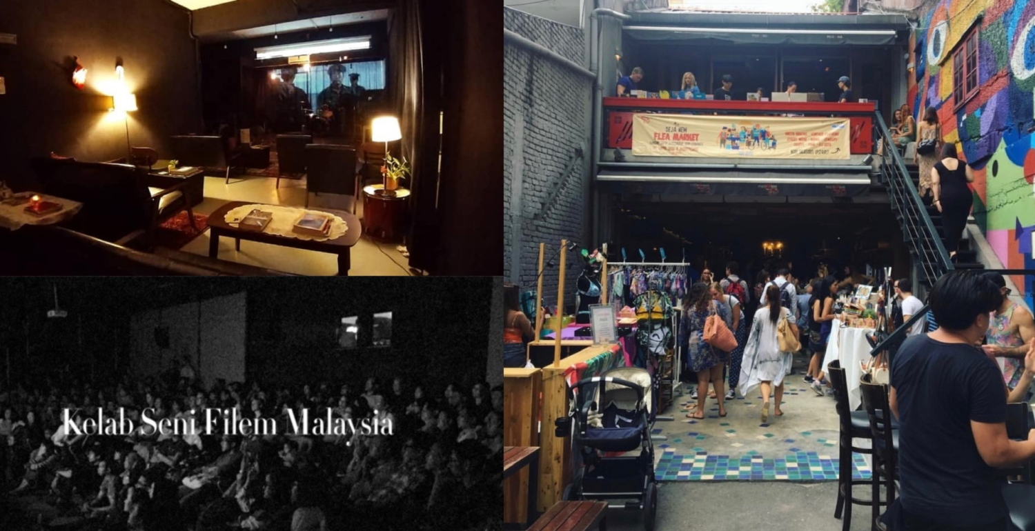 The Best Places for Wine + Movie Nights in Kuala Lumpur