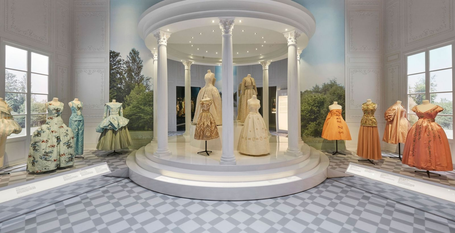 3 Things To Know About The Christian Dior: Designer Of Dreams Exhibition