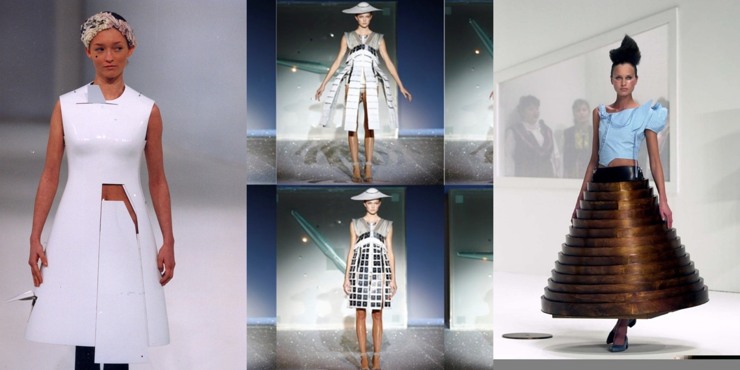 Celebrating Hussein Chalayan With 3 Of His Greatest Creations