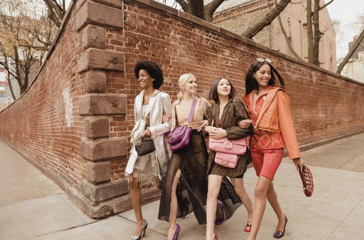 The Iconic Fendi Baguette Bag is Back, with The Help of Carrie Bradshaw