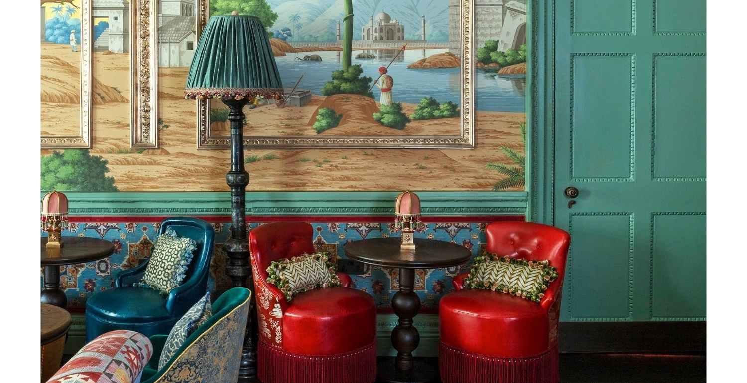 #WeekendInspo: Chinoiserie Your Life
