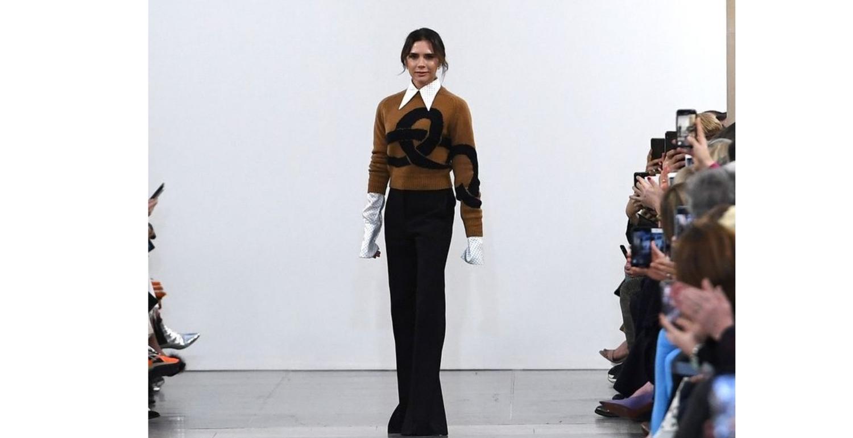 "Victoria Beckham's Latest Show Celebrates The ""Modern Feminine Alphabet"""