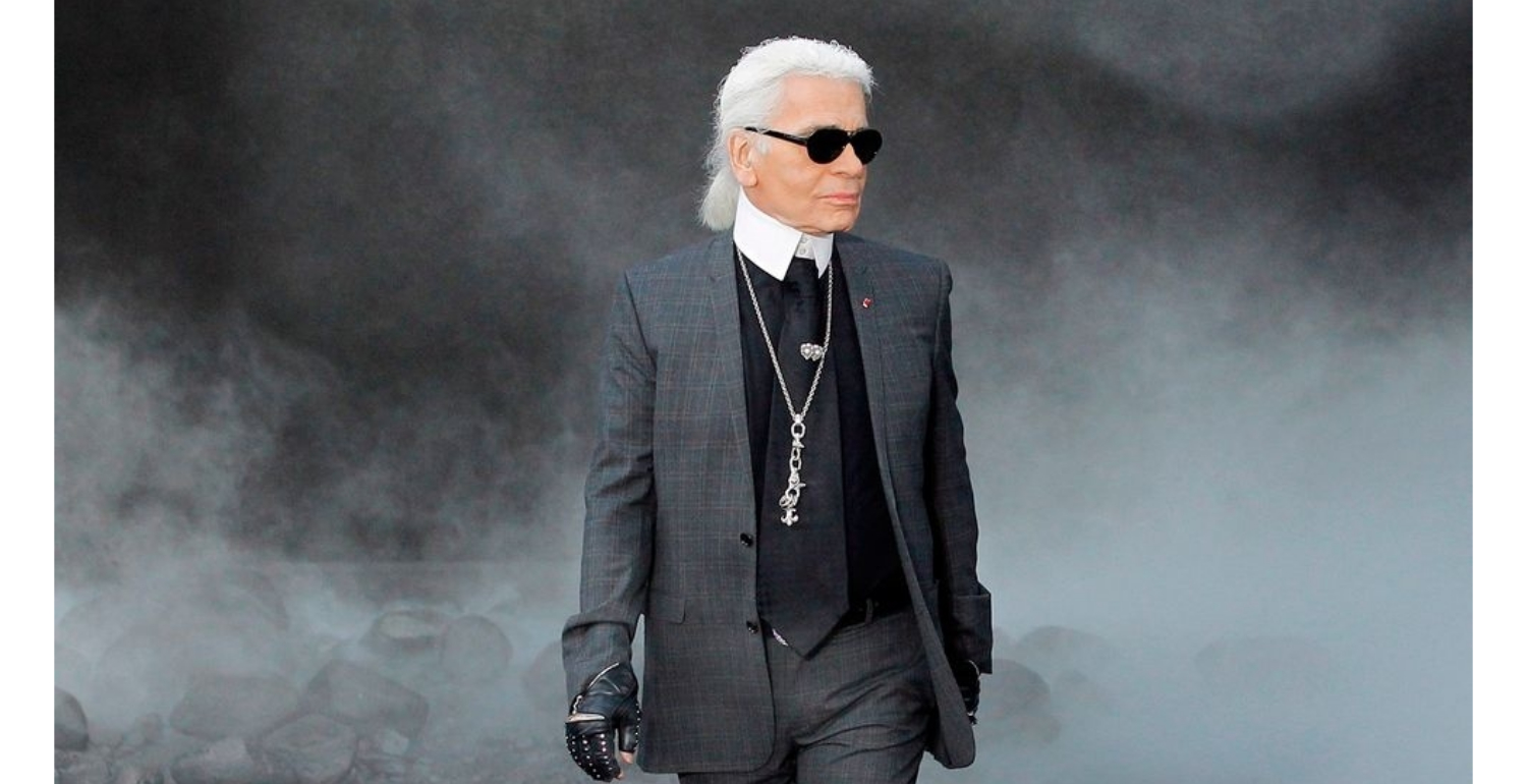 Karl Lagerfeld Has Died In Paris