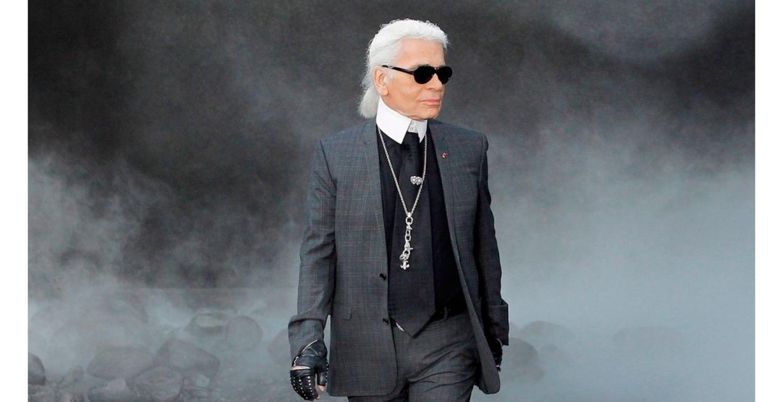Karl Lagerfeld Has Died In Paris