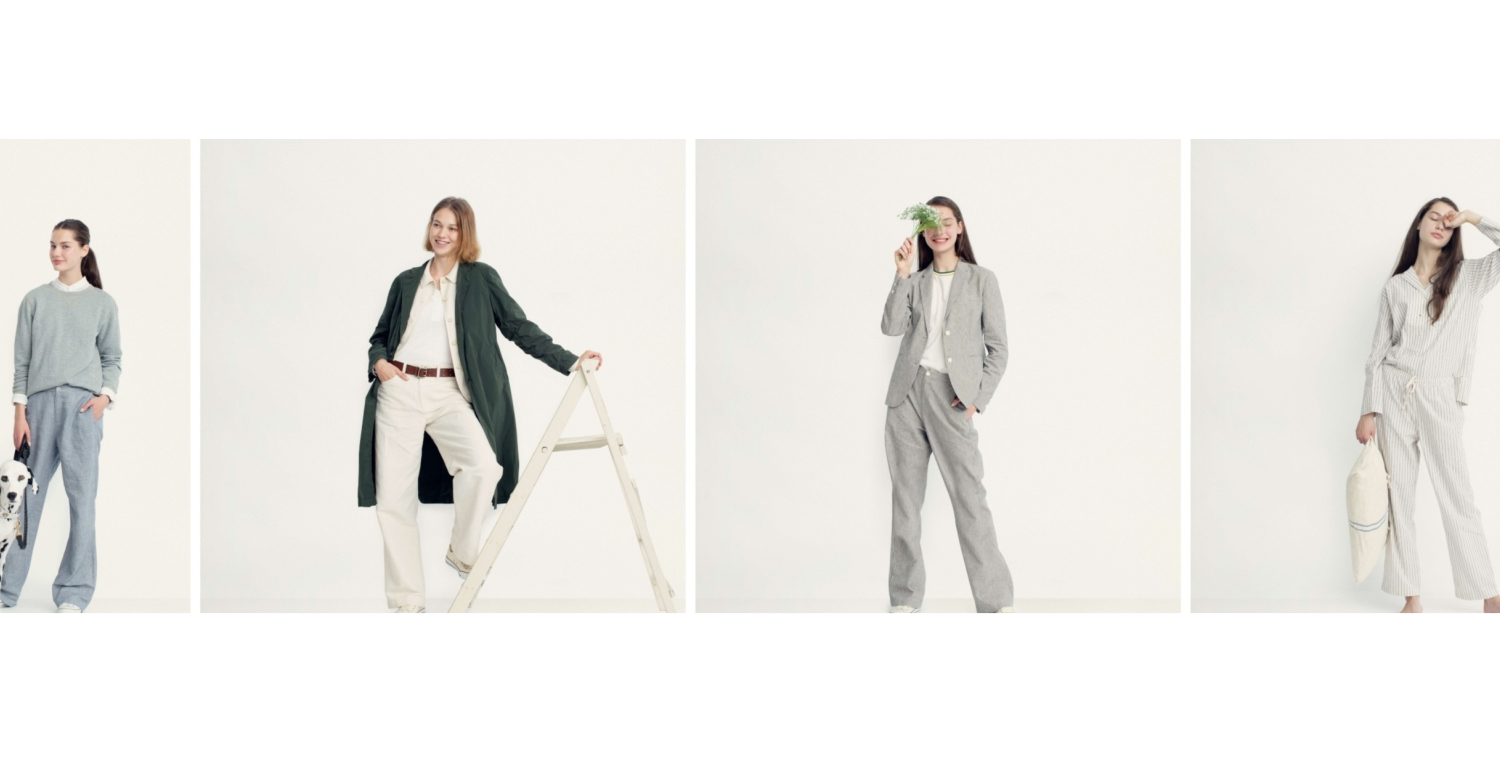 Don't Miss Out On The Latest Uniqlo Collaboration with Ines de la Fressange