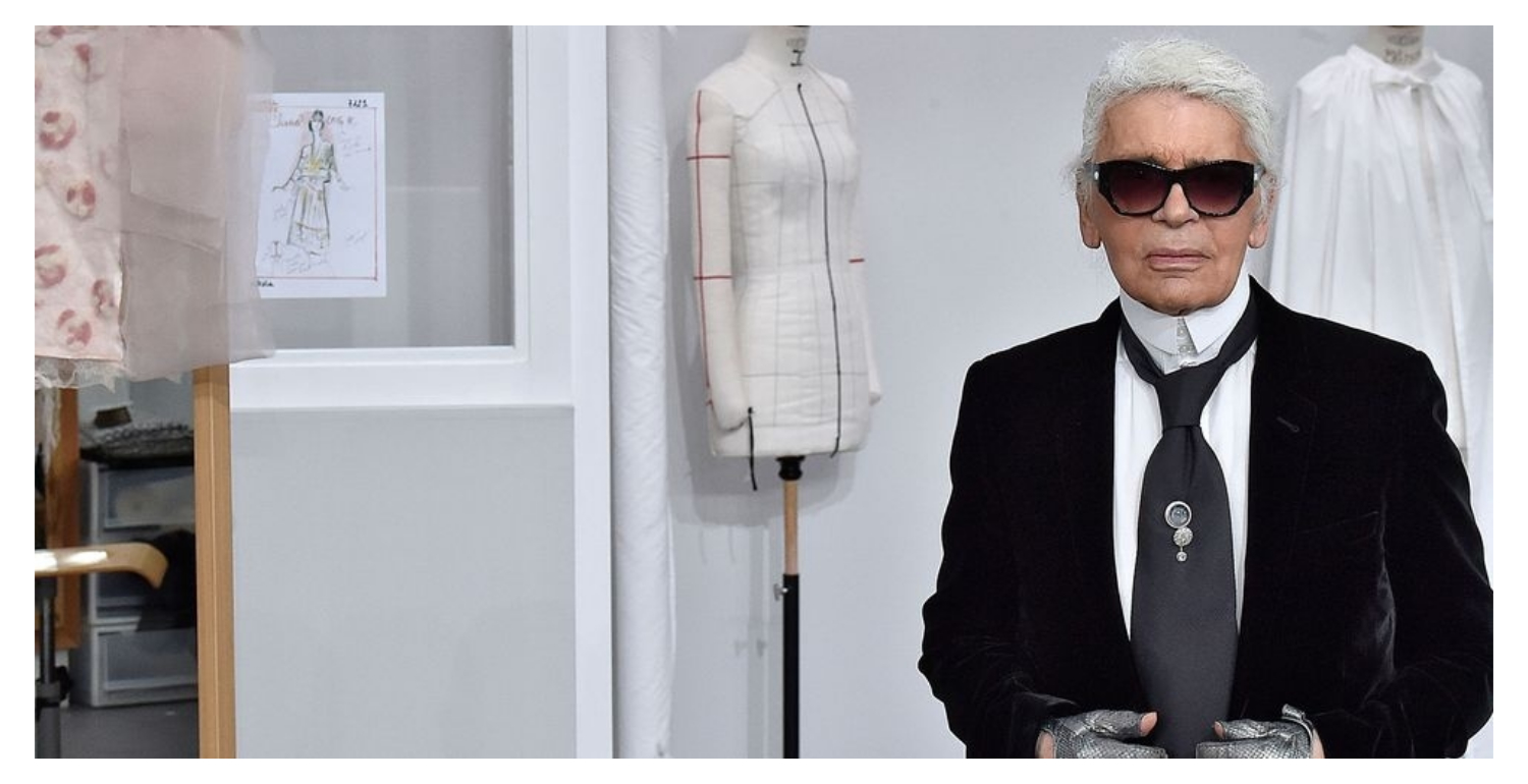 Karl Lagerfeld: Life In Pictures