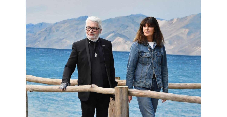 Meet Virginie Viard, Karl Lagerfeld's Successor at Chanel