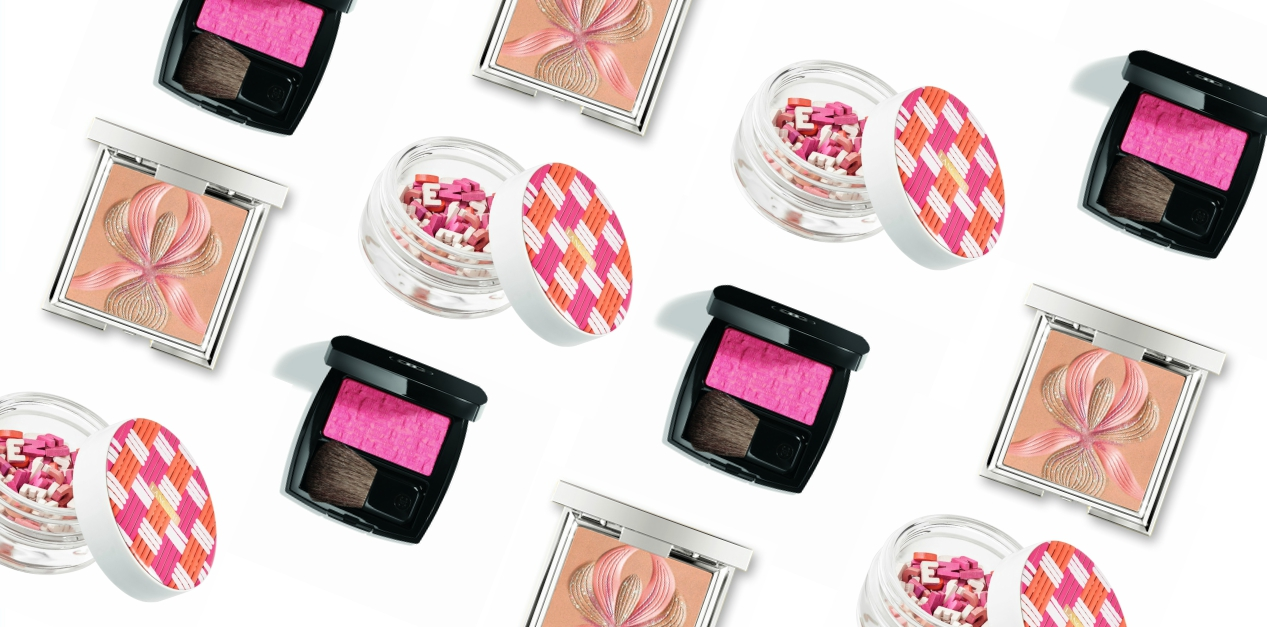 V-Day Beauty Look: The Flushed Blush