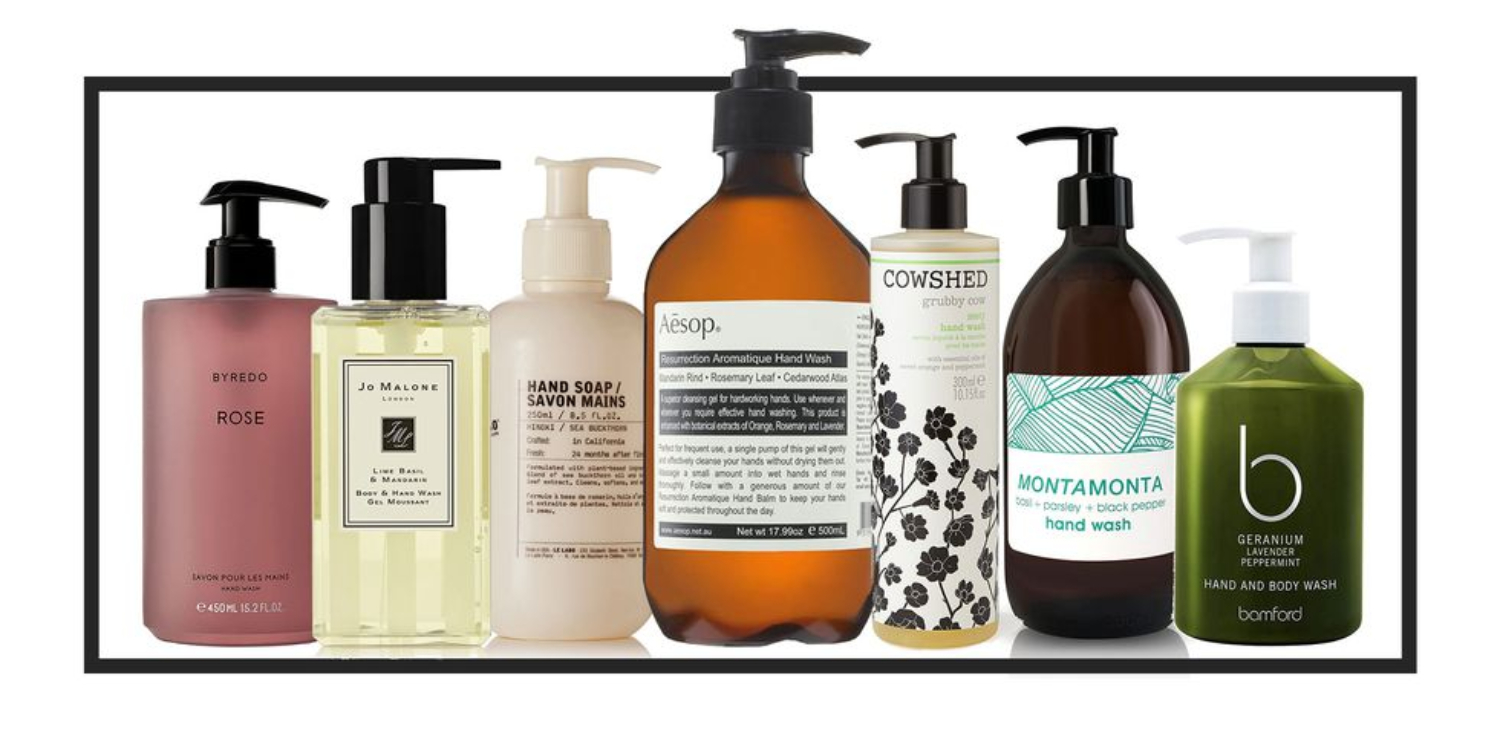 The Best Luxury Hand Soaps To Decorate Your Bathroom With