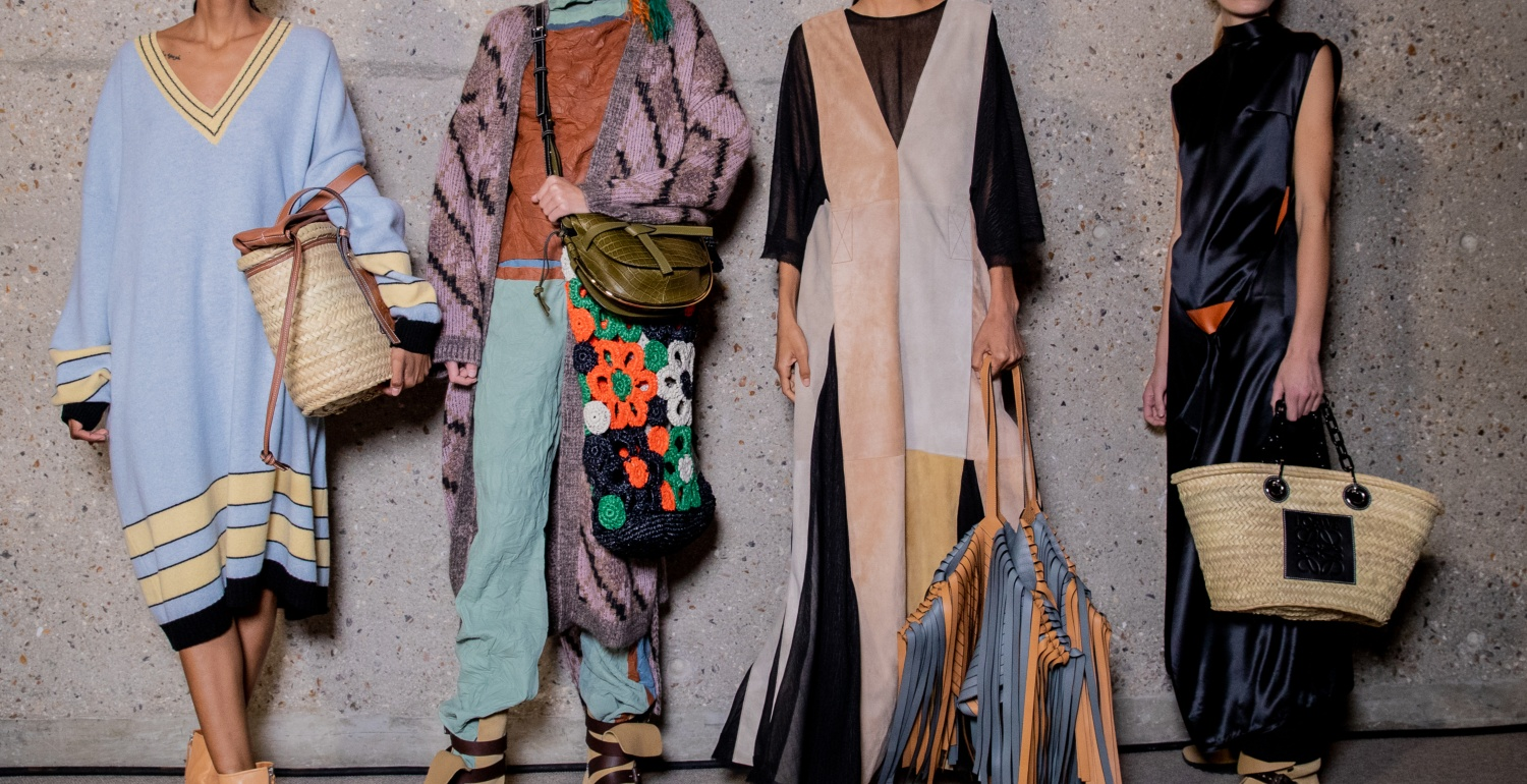 Loewe Spring/Summer 2019 Collection Celebrates Artisanal Craftsmanship