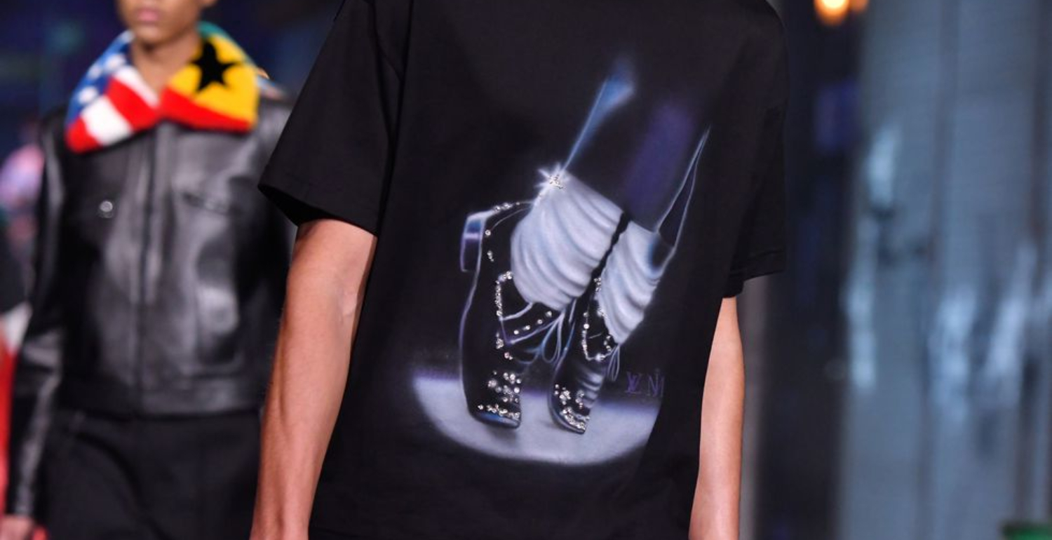 Louis Vuitton Pulls All Michael Jackson Pieces From Recent Collection