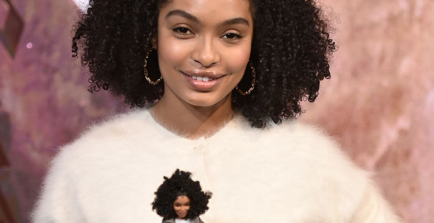 Yara Shahidi On The Significance Of Her Barbie And How She's Preparing For The 2020 Election