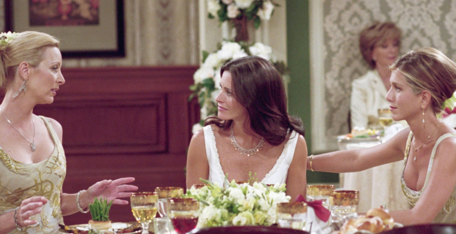 Your Friendships Change When Your Friends Get Married and Have Children – and That's OK