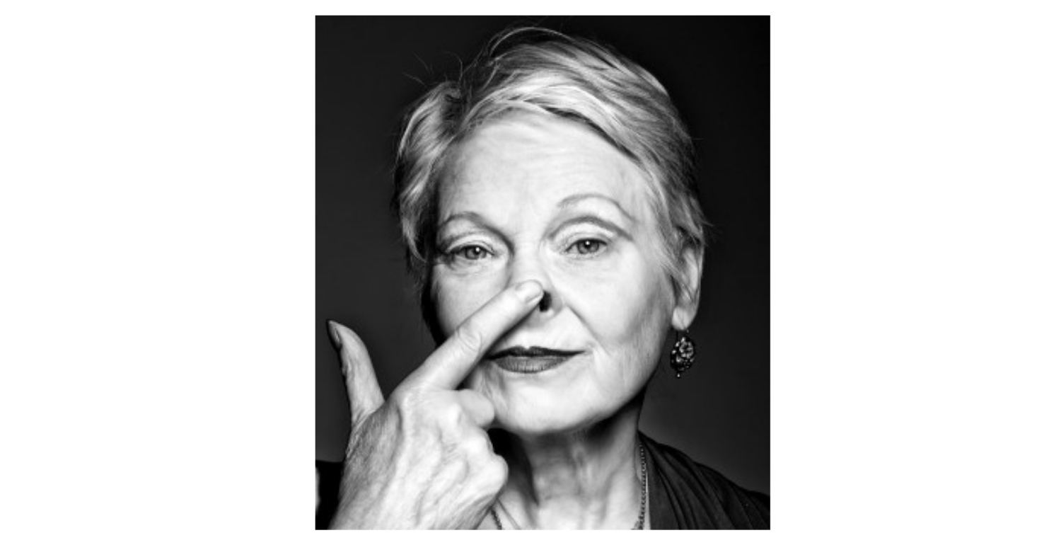 Life lessons from Burberry's latest collaborator, Dame Vivienne Westwood