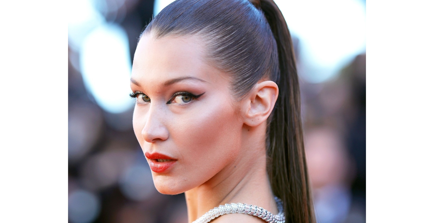 Bella Hadid Goes Back To Her Original Dirty Blonde Hair Colour