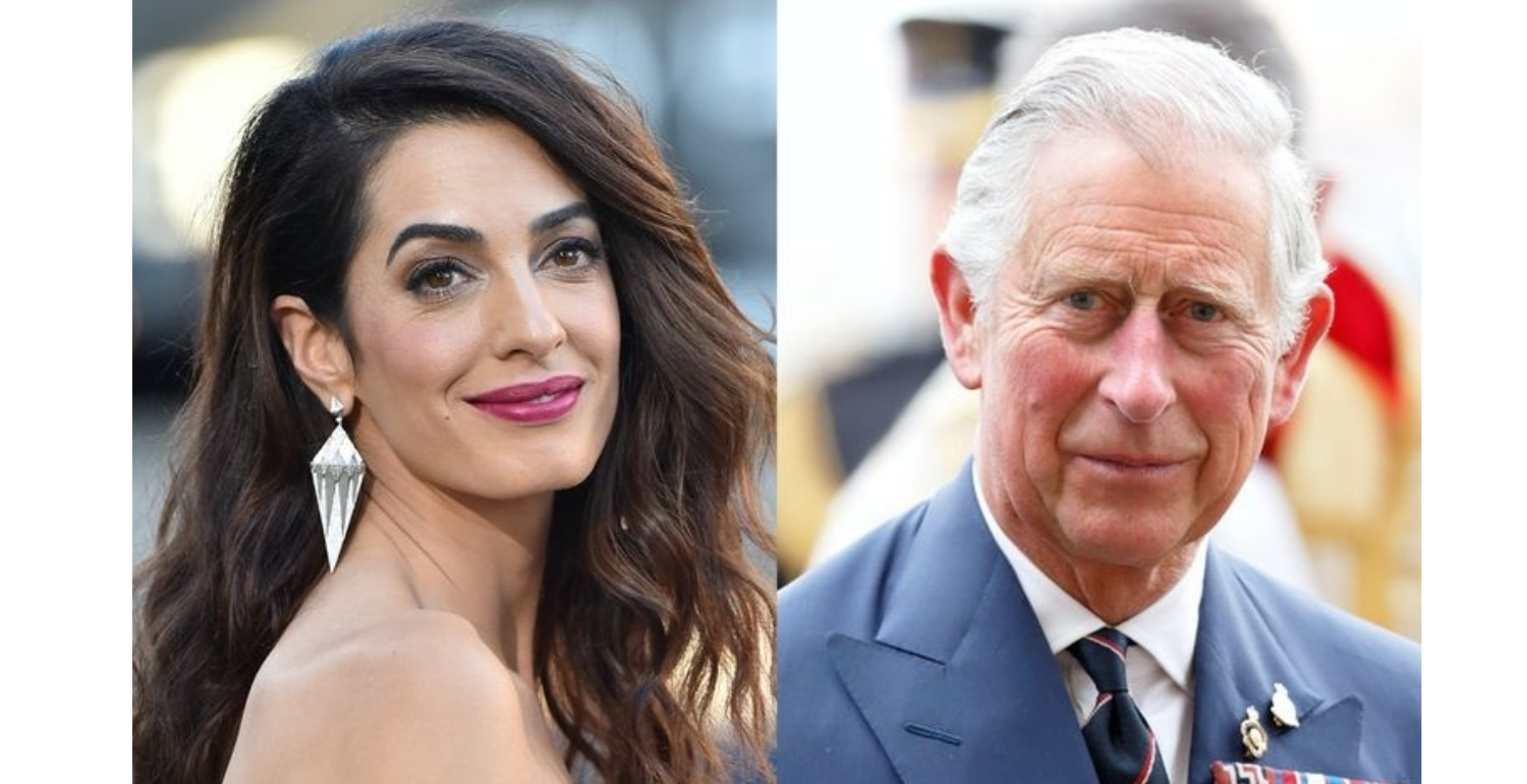 Amal Clooney And Prince Charles Team Up On A New Award Celebrating Female Empowerment