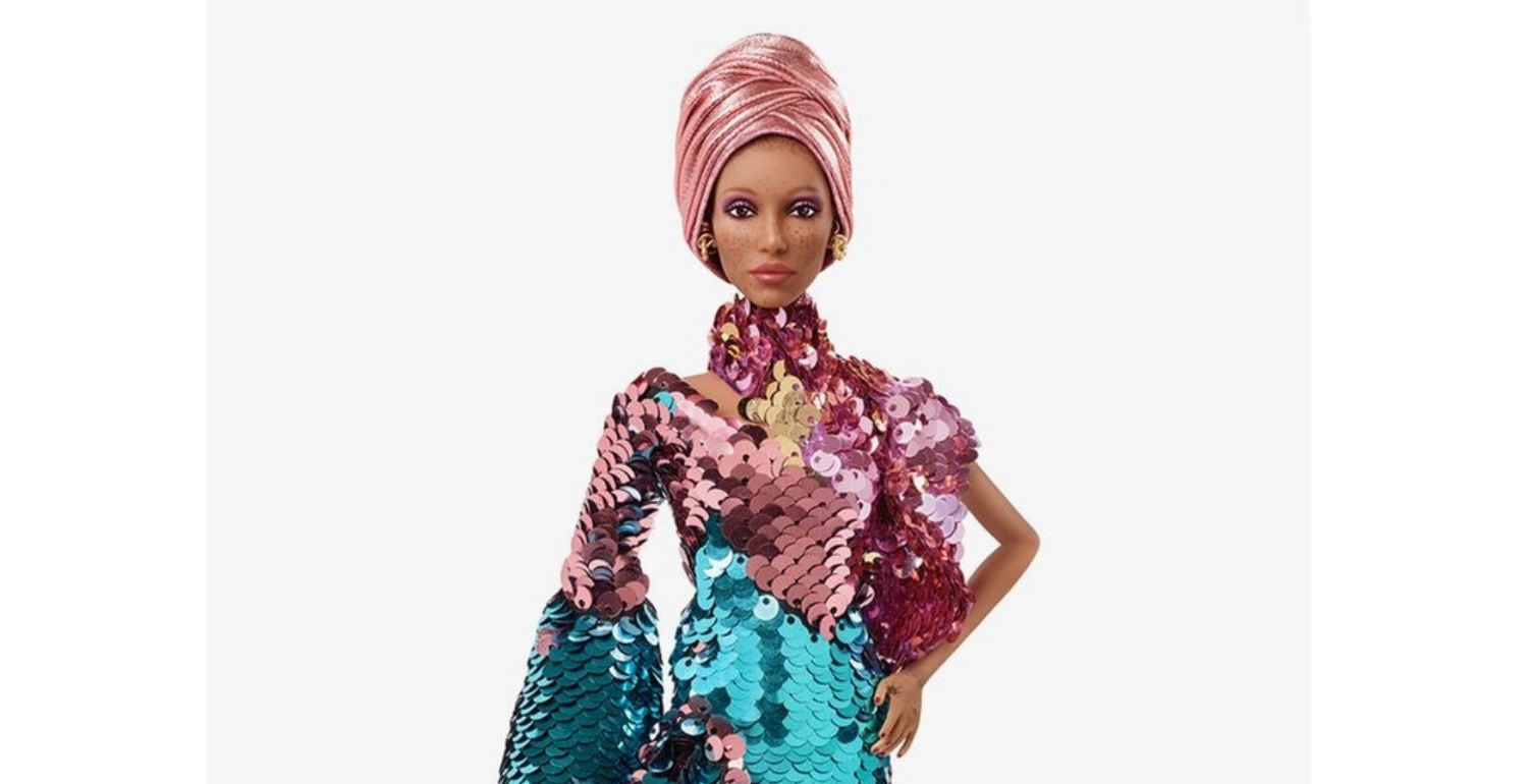 Adwoa Aboah Has Been Made Into A Barbie Doll