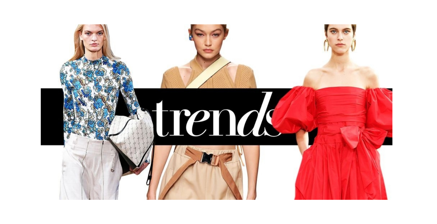 10 Spring/Summer 2019 Fashion Trends To Start Wearing Now