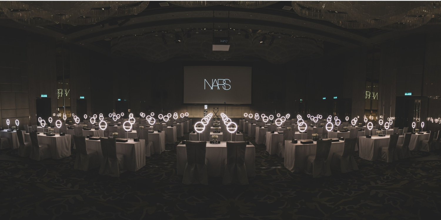 Check Out How Nars Surprised Celebs at The Unveiling of The Super Radiant Booster in Kuala Lumpur