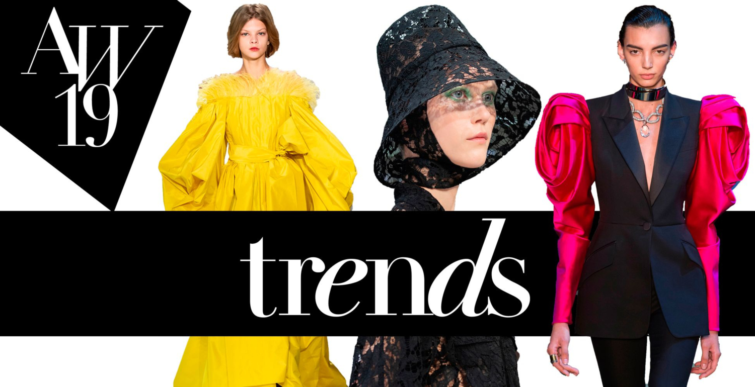 10 Autumn/Winter 2019 Trends To Start Wearing Now