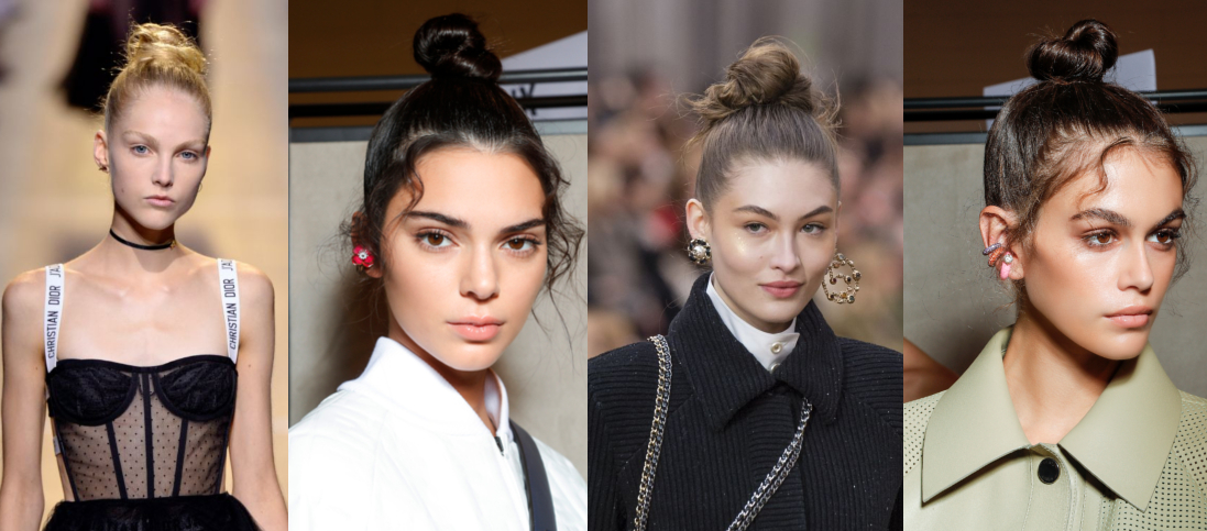 How to Rock the Top Knot