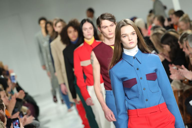 Calvin Klein Is Reportedly Shutting Down Its Runway Collection
