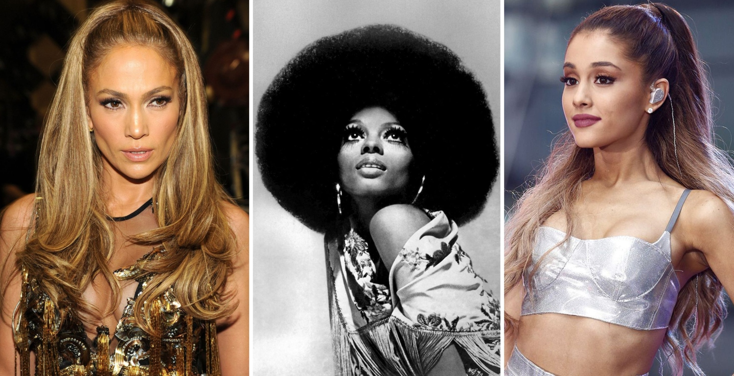 Iconic Diva Hair Moments