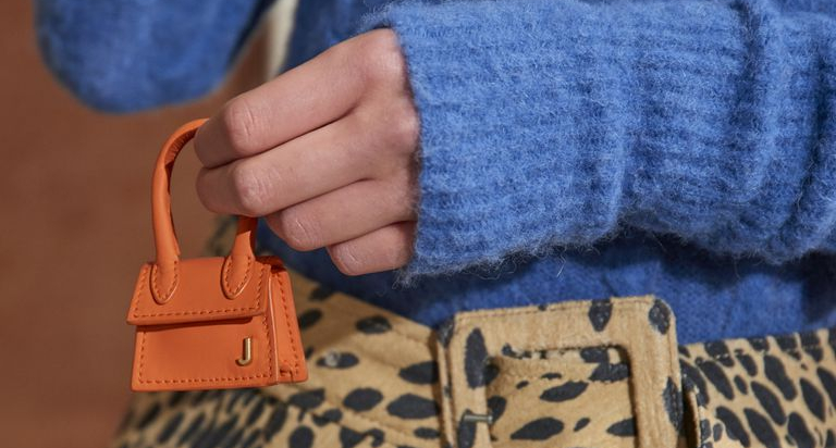 Are tiny handbags about to become an even bigger trend?