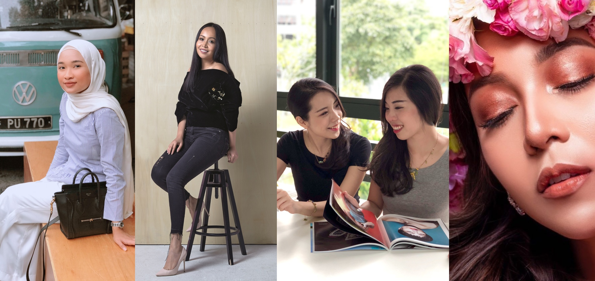 The 5 Women Taking Over the Malaysian Beauty Industry