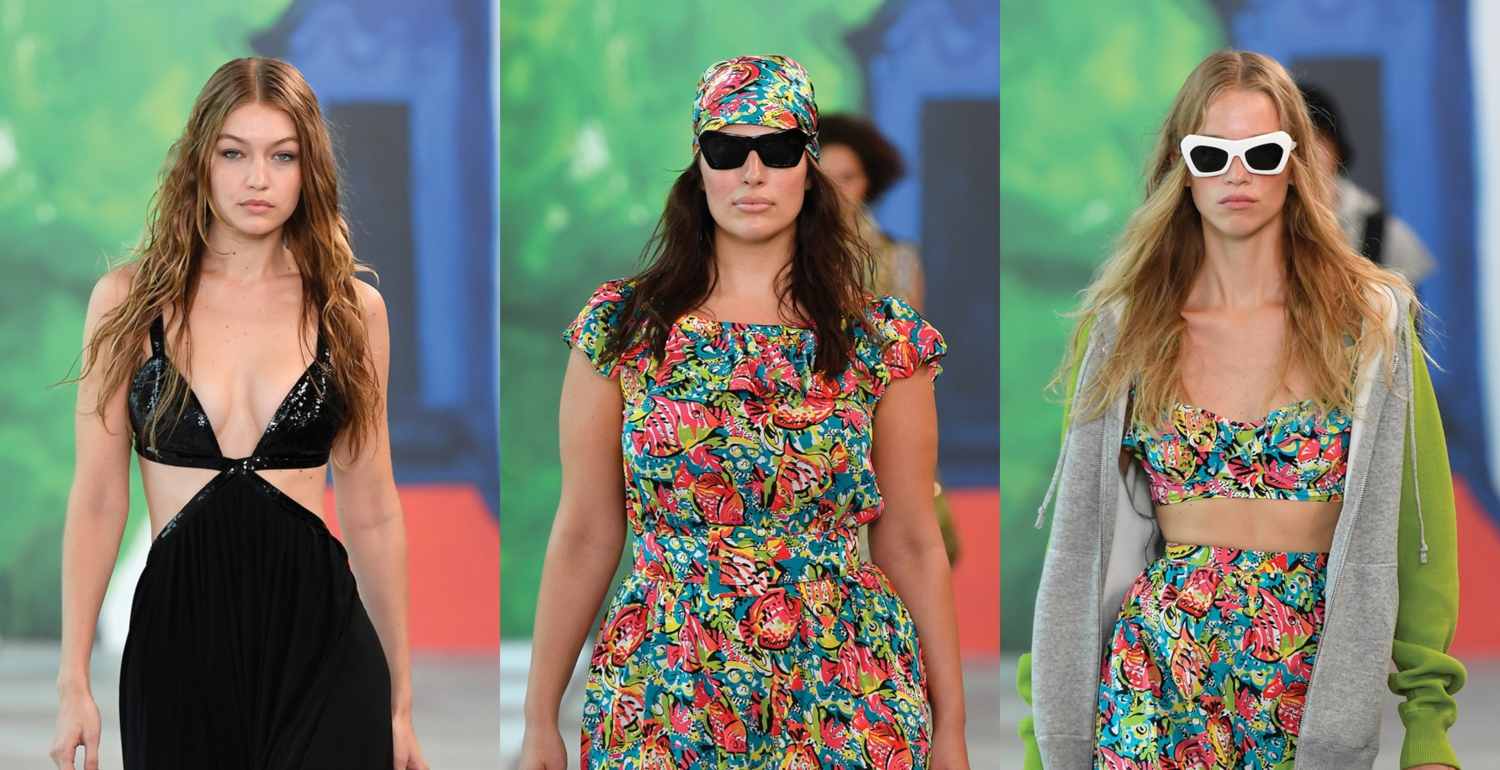 Michael Kors' Gateway To Paradise For Spring/Summer 2019