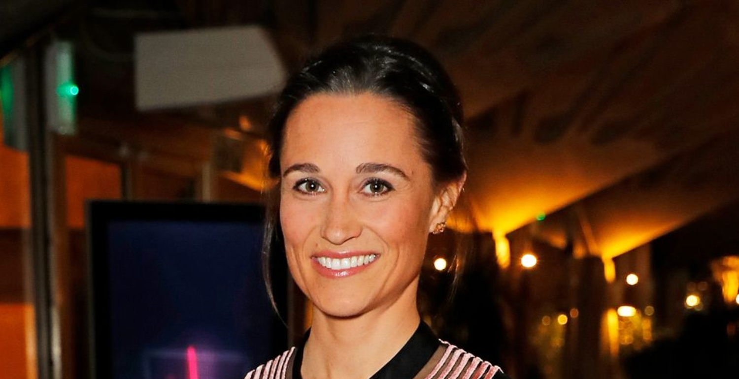 Pippa Middleton Discusses Her Baby Son For The First Time