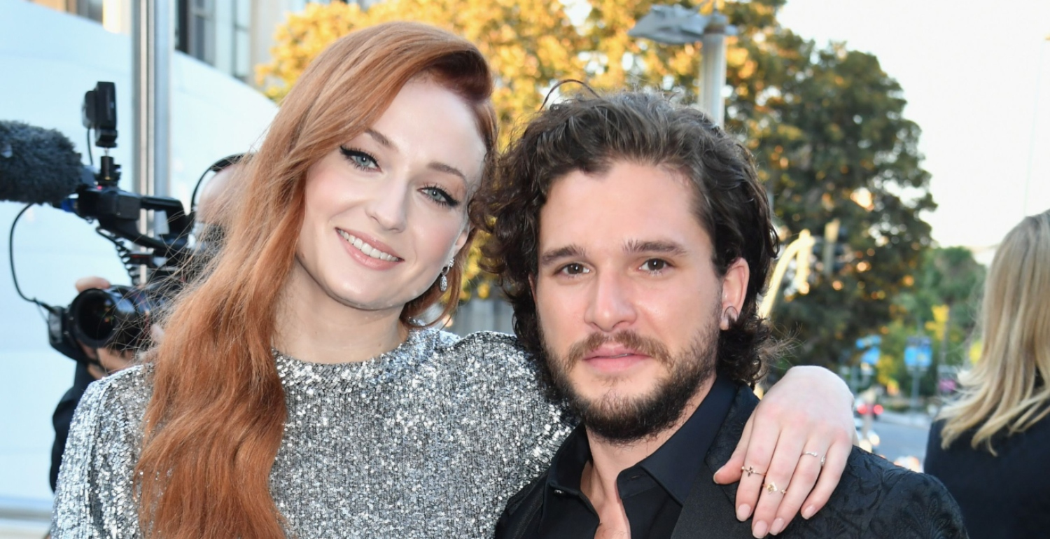 Sophie Turner Says Kit Harington Is Paid More Than She Is on Game of Thrones