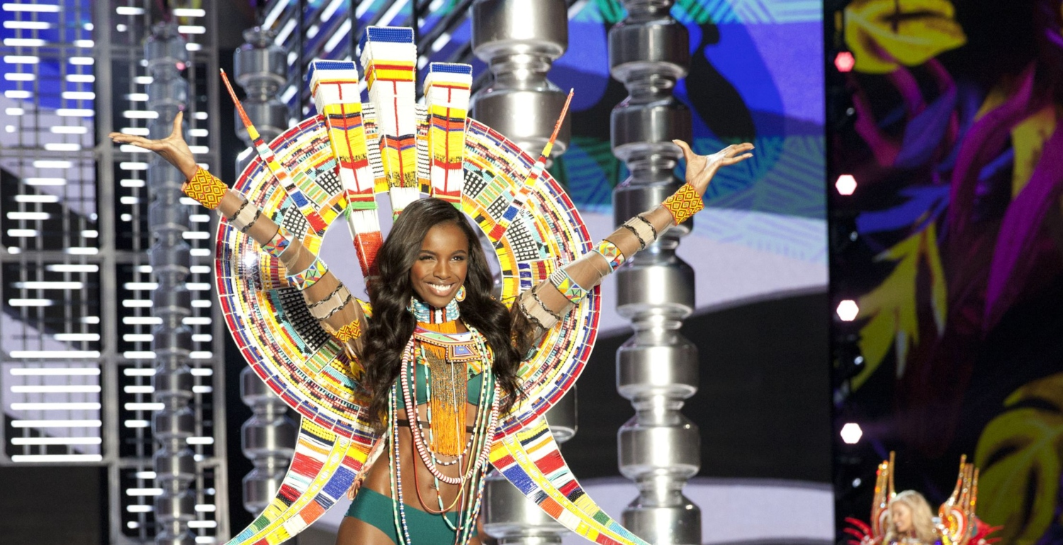 Leomie Anderson Is The Newest Victoria's Secret Angel