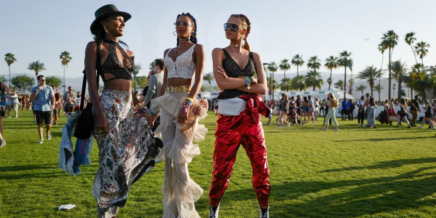 9 Coachella Outfit Ideas That Aren't Cliché Or Basic