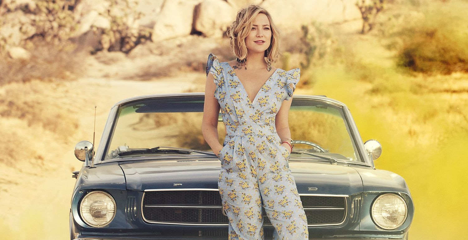 Kate Hudson's New Clothing Line Is Here To Replace Your Fast Fashion Habit