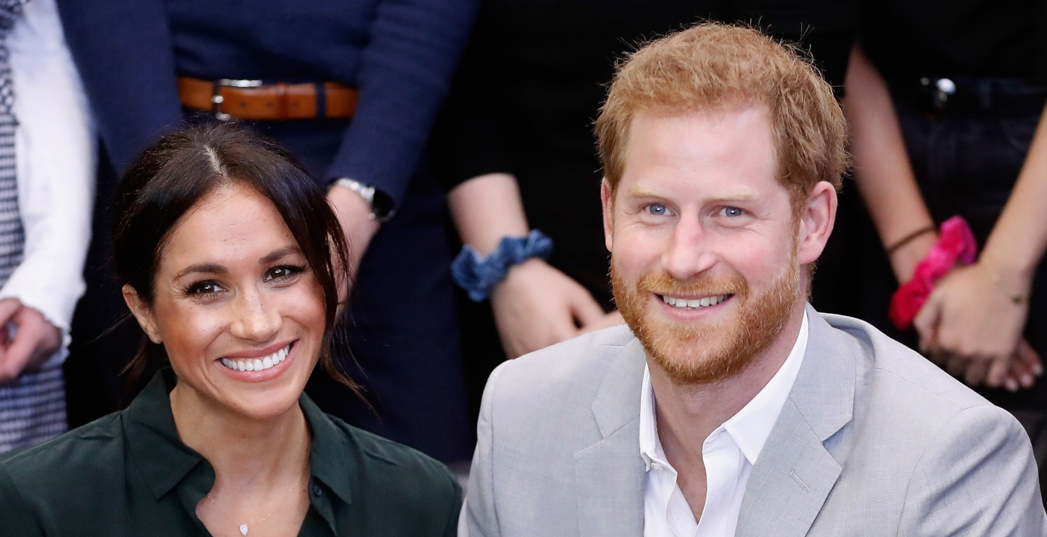 Meghan Markle and Prince Harry Officially Join Instagram
