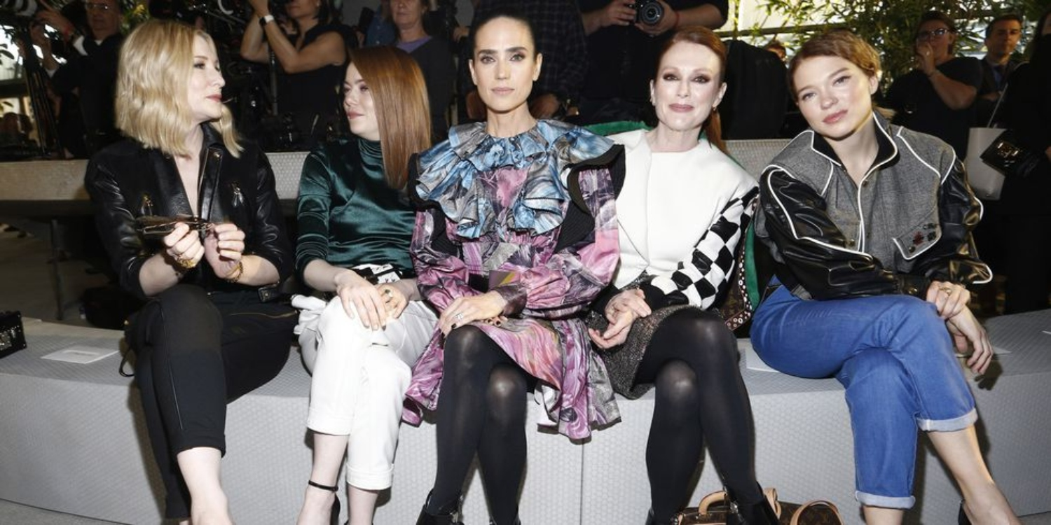Louis Vuitton Takes Flight With Cate Blanchett, Emma Stone & More