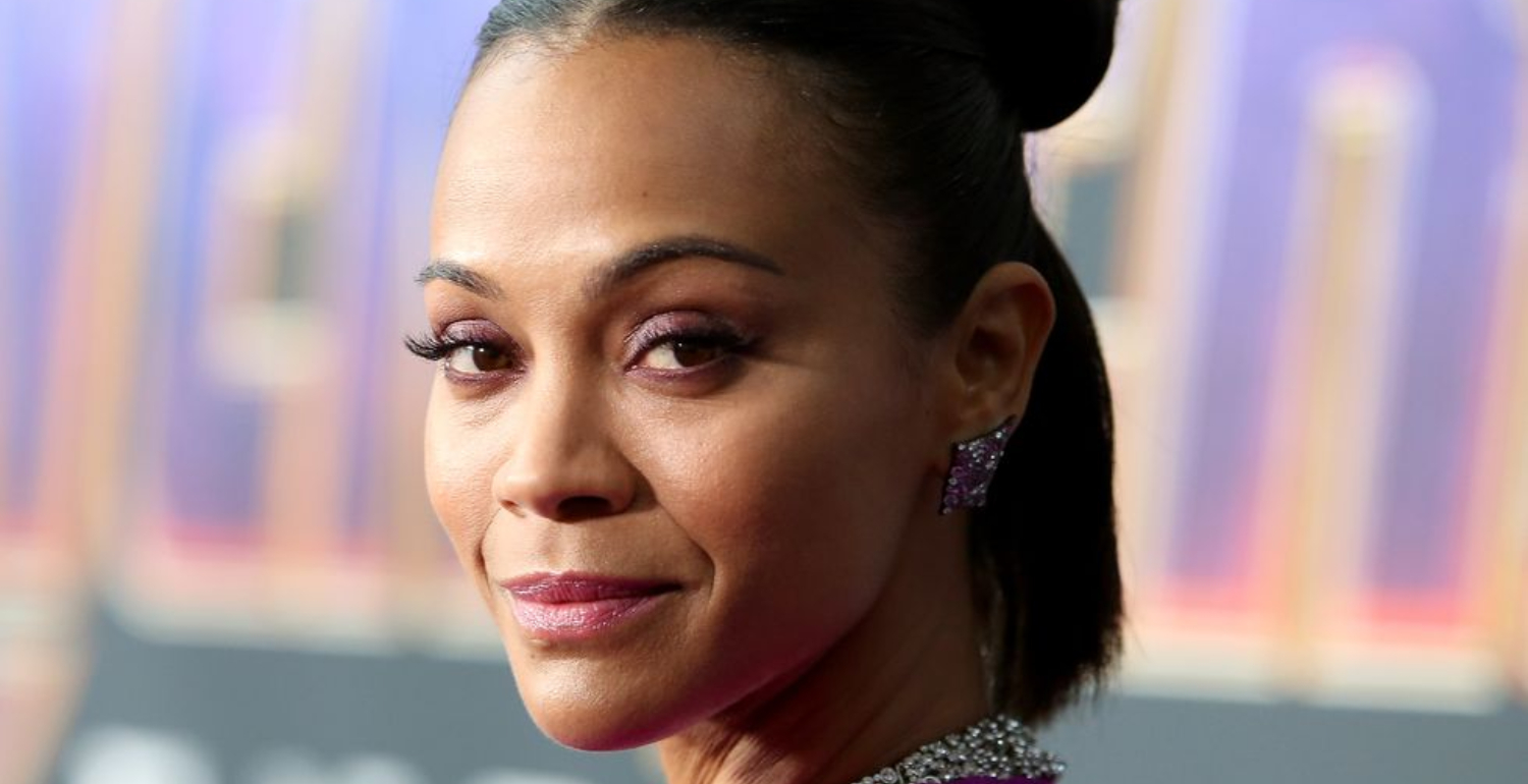 Zoe Saldana: How I Built A Business With A Conscience