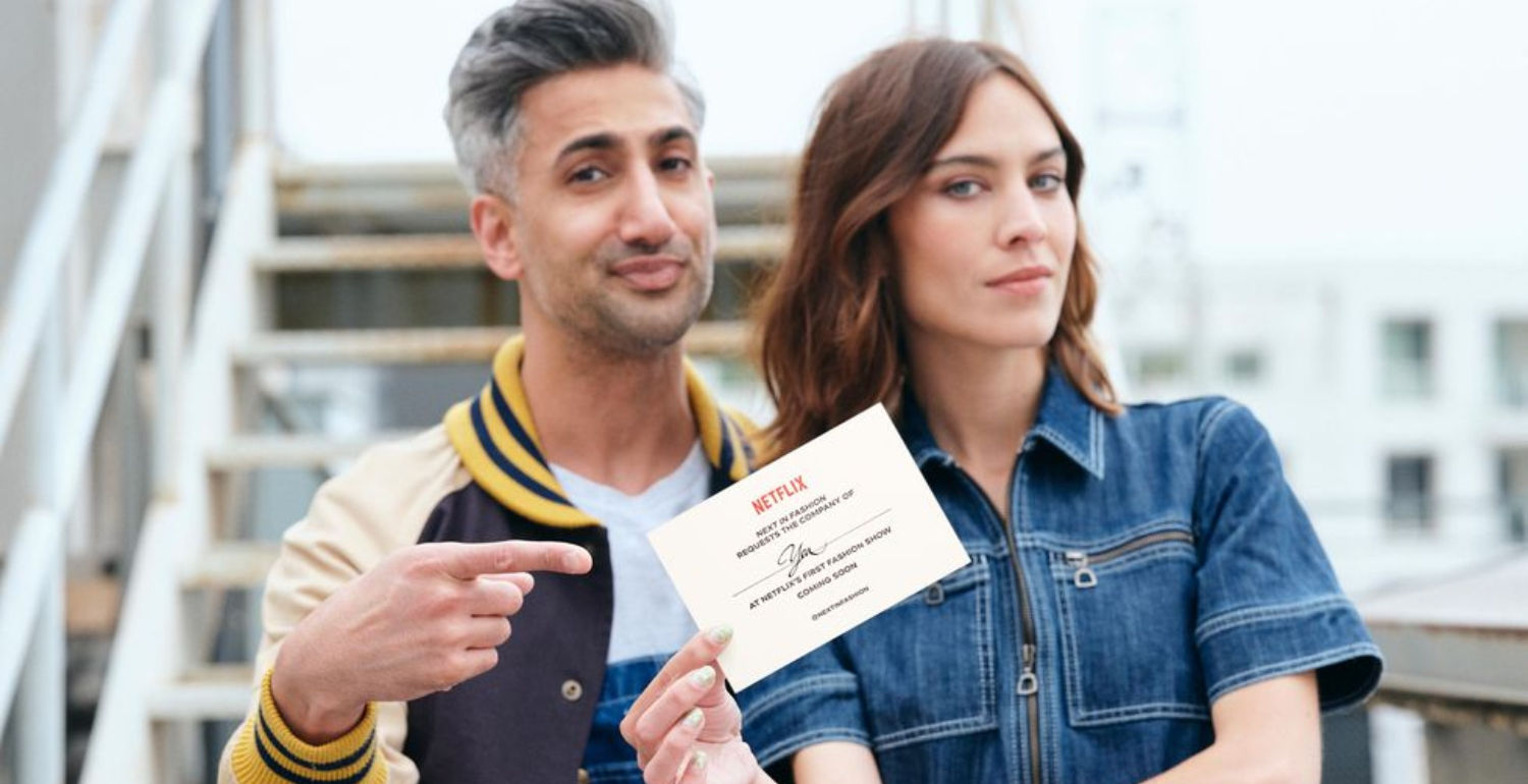 Alexa Chung And Tan France To Host A New Netflix Series