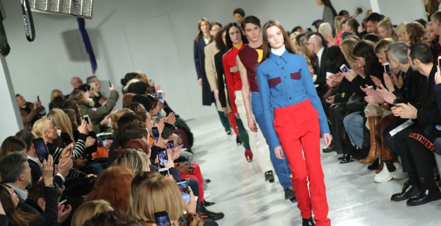 Calvin Klein Reveals Its Strategy Post-Raf Simons