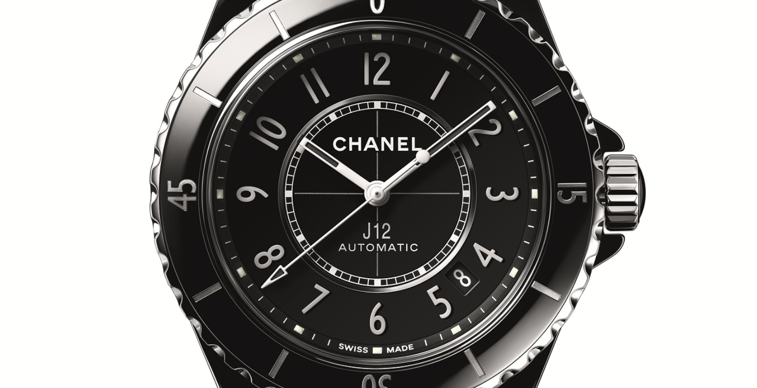 Chanel Iconic J12 Timepiece Undergoes A Sleek Update